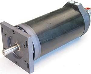 Servax company for Liquid cooled ac motor