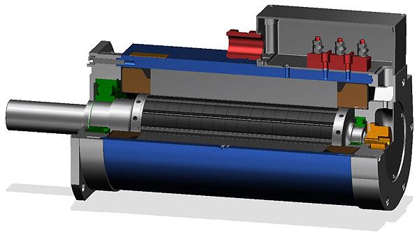 Servax Technology Psm Permanent Magnet Synchronous Motors