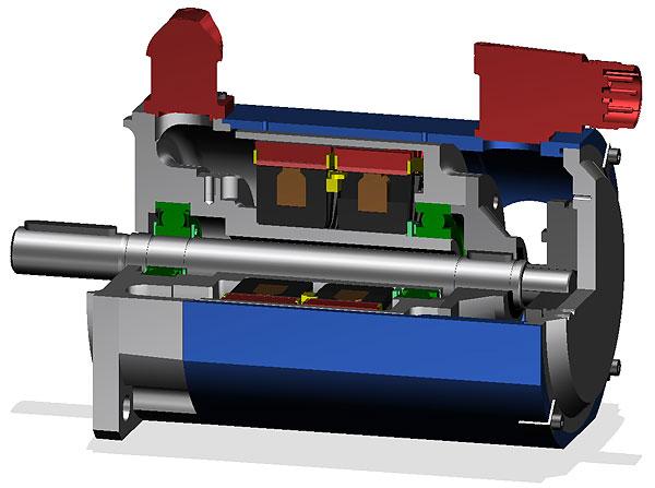 Permanent Magnet Motor >> SERVAX | Technology - PSM - Permanent Magnet Synchronous Motors - TFM - Transversal Flux Motors
